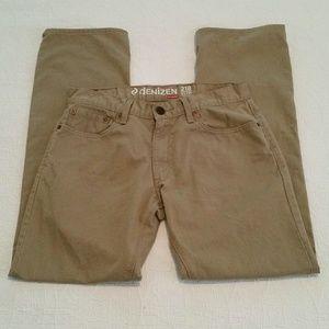 Levi's Denizen 218 Slim Straight Fit jeans 33x32